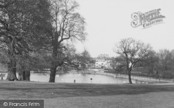 Danson Park c.1955, Bexleyheath
