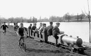 Bexleyheath, Danson Park, Miniature Railway c1955