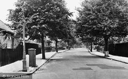 Dorcis Avenue c.1950, Bexleyheath