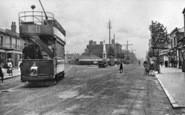 Bexleyheath, Market Place c.1910