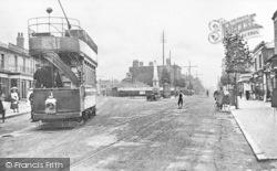 Market Place c.1910, Bexleyheath