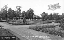 Old English Garden, Danson Park c.1965, Bexleyheath
