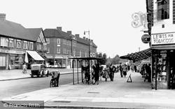 Pickford Lane c.1950, Bexleyheath