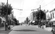 Bexleyheath, The Broadway c.1950