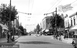The Broadway c.1950, Bexleyheath