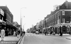 The Broadway c.1960, Bexleyheath