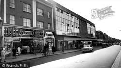 The Broadway c.1965, Bexleyheath
