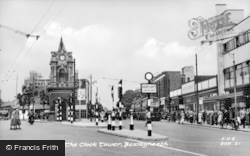 The Clock Tower c.1950, Bexleyheath