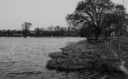 Bexleyheath, The Lake, Danson Park C 1955