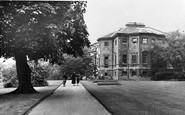 Bexleyheath, The Mansions c.1955