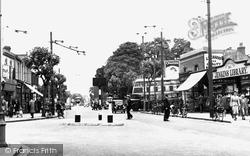 Watling Street c.1950, Bexleyheath