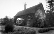 Beyton, Brook Farm c.1960