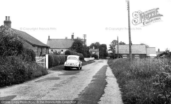 Beyton, the Village c1960