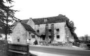 Bibury, Arlington Mill c1955