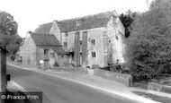 Bibury, Arlington Mill c1955