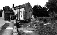 Bibury, The Mill c.1955