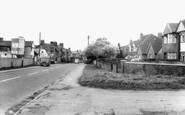 Bicester, Banbury Road c.1960