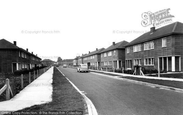Photo of Bicester, Bernwood Road c.1955