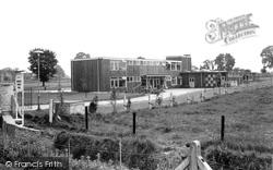 Bicester, Brookside Primary School c.1960