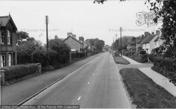 Photo of Bicester, Buckingham Road c.1960