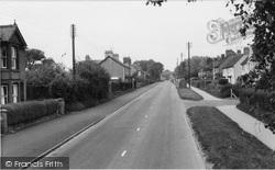 Bicester, Buckingham Road c.1960