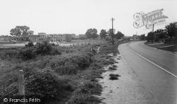 Bicester, Bucknell Road c.1960
