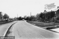 Bicester, Bucknell Road c.1960