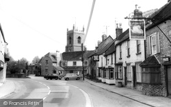 Bicester, Church Street c.1965