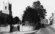 Bicester, Church Street c1965