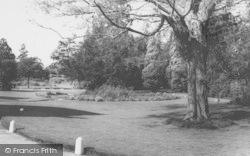 Bicester, Garth Park c.1965