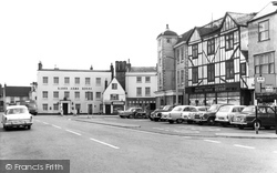 Bicester, Market Place c.1965