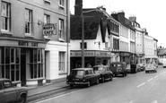 Bicester, Mary's Café c1965