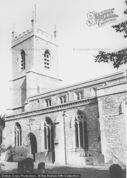 Photo of Bicester, Parish Church c.1965