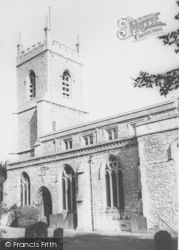 Bicester, Parish Church c.1965
