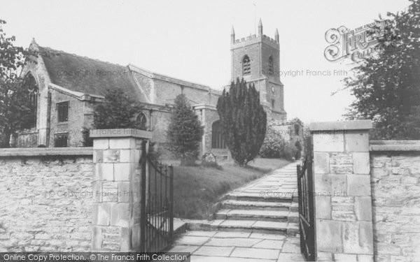Photo of Bicester, Parish Church Of St Edburg c.1960