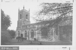 Bicester, Parish Church Of St Edburg c.1965