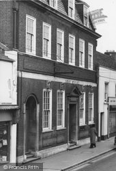 Bicester, Post Office, Sheep Street c.1960