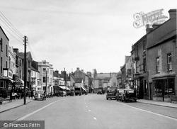 Bicester, Sheep Street c.1950