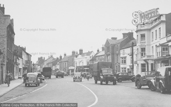 Photo of Bicester, Sheep Street c.1955