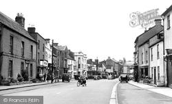 Bicester, Sheep Street c.1955