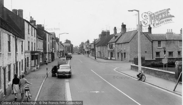 Photo of Bicester, Sheep Street c.1960