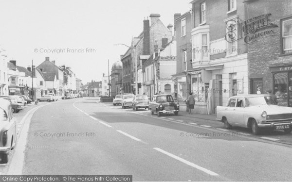 Photo of Bicester, Sheep Street c.1965