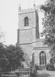 Bicester, St Edburg's Church c.1965