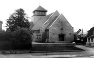 Bicester, St Mary's Catholic Church c.1960