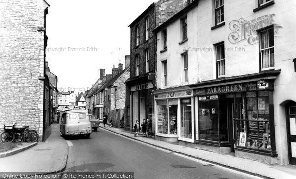 Bicester, The Causeway c.1965
