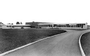 Bicester, The County Secondary School c.1955