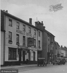 Bicester, The Crown Hotel c.1950