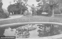 Bicester, The Park c.1960