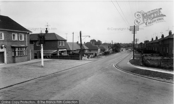 Bicester, The Star, Bucknell Road c.1955