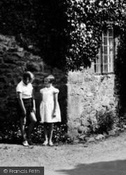 Bicknoller, Girls In The Village 1940
